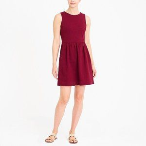 J Crew Factory Daybreak Dress Fit and Flare M